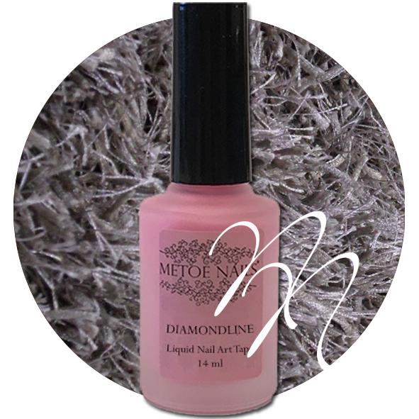 Liquid Nail Art Tape Diamondline 14 Ml Noca Nails